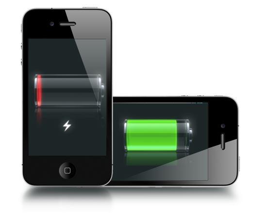 baterie telefon