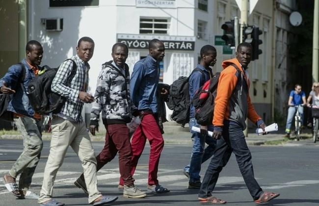 Migranti in Ungaria